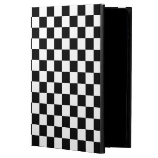 Classic Auto Racing Plaid Chequered Checkered Flag