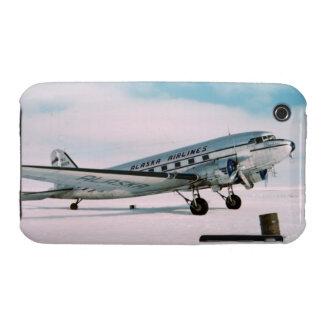Classic aviation airplane air plane pilot photo Case-Mate iPhone 3 case