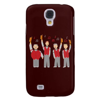 Classic Barbershop Quartet Galaxy S4 Case