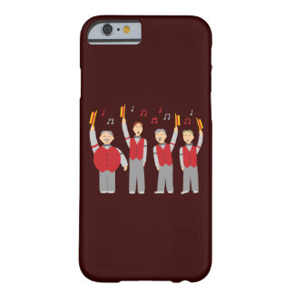 Classic Barbershop Quartet iPhone 6/6s Case