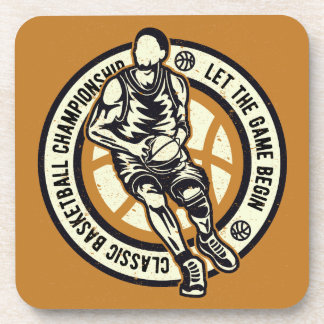 Classic Basketball Championship Old School Baller Coaster