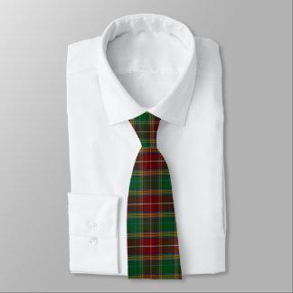 Classic Baxter Tartan Plaid Neck Tie
