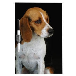 Classic Beagle Dry Erase Board