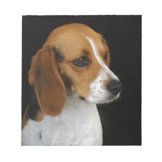 Classic Beagle Notepad