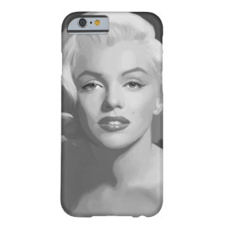 Classic Beauty 2 Barely There iPhone 6 Case