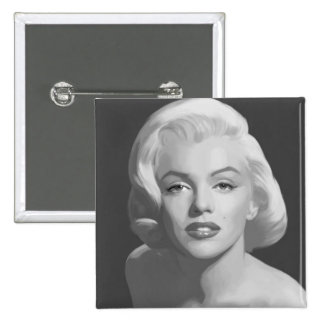 Classic Beauty 4 15 Cm Square Badge