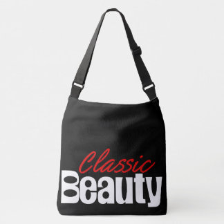 Classic Beauty Cross-Body Bag Tote Bag