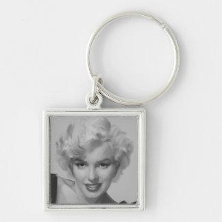 Classic Beauty III Key Ring