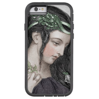 Classic Beauty With Leafy Headband Tough Xtreme iPhone 6 Case