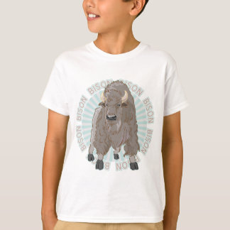 Classic Bison T-Shirt