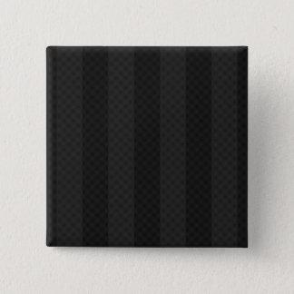 Classic Black 15 Cm Square Badge
