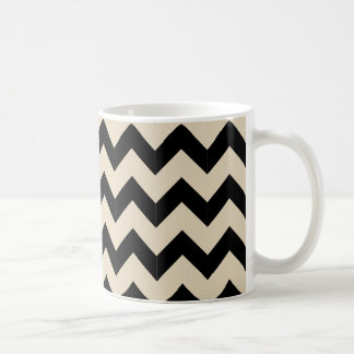 Classic Black & Beige Mug