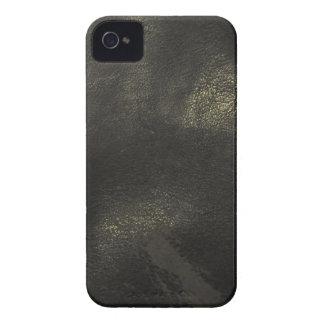 Classic Black Leather Case (iPhone 4) Case-Mate iPhone 4 Case