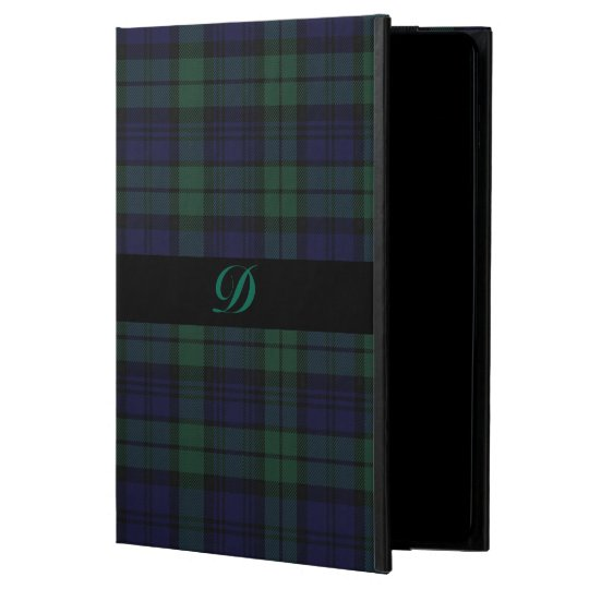 Classic Black Watch Tartan Plaid iPad Air 2