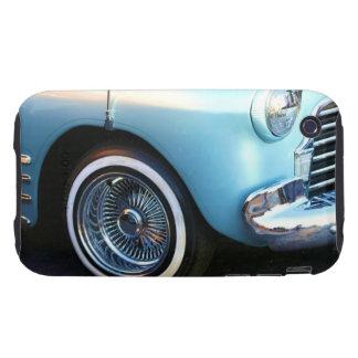 Classic blue car iPhone 3 tough covers