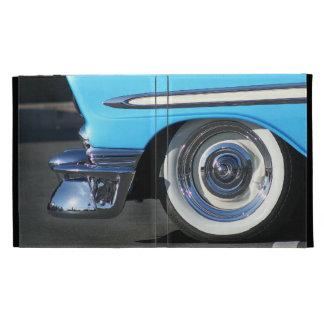 Classic Blue car iPad Cases