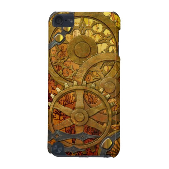 Classic Brass Steampunk iPod iPod Touch (5th Generation)