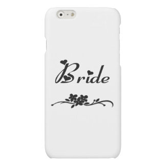 Classic Bride iPhone 6 Plus Case