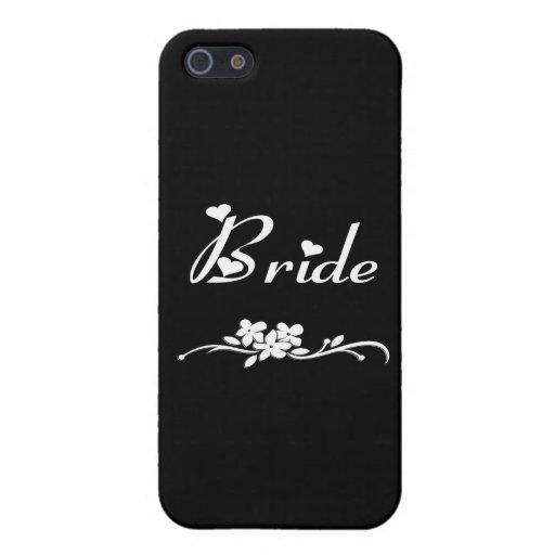Classic Bride iPhone 5/5S Cases