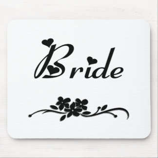 Classic Bride Mouse Pad