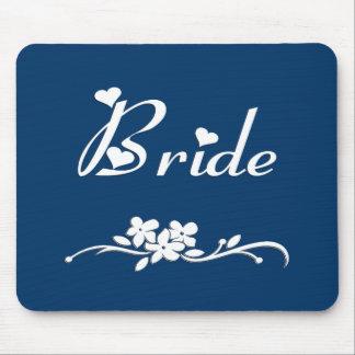 Classic Bride Mouse Pads