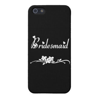 Classic Bridesmaid Case For The iPhone 5