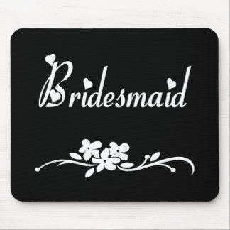 Classic Bridesmaid Mouse Mat