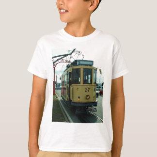Classic British Tram. T-Shirt