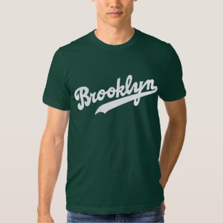 Classic Brooklyn - Forest Green T-Shirt