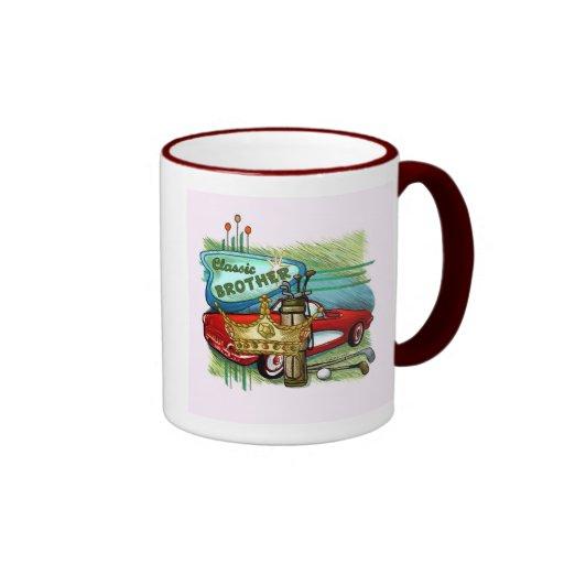 Classic Brother Coffee Mug