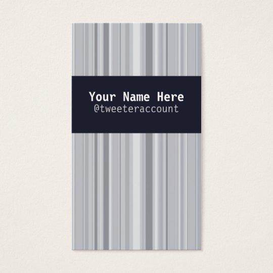 Classic Business Business Card