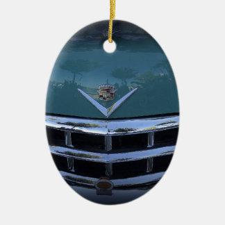 Classic Cadi Christmas Ornament
