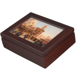 Classic Cairo Keepsake Box