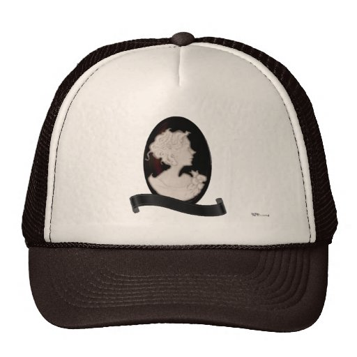 Classic Cameo (Ivory/Brown) Hats