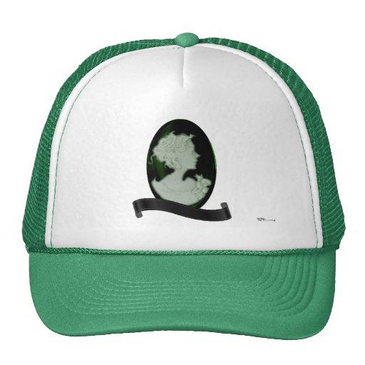 Classic Cameo (Jade/Green) Trucker Hat