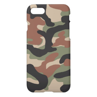 Classic camo iPhone 8/7 case