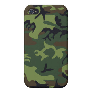 Classic camo style iphone case cover for iPhone 4