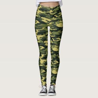 Classic Camouflage Leggings