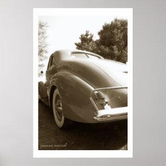 Classic Car 119 Poster Print