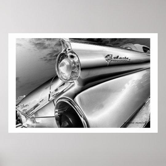 Classic Car 185 Poster Print