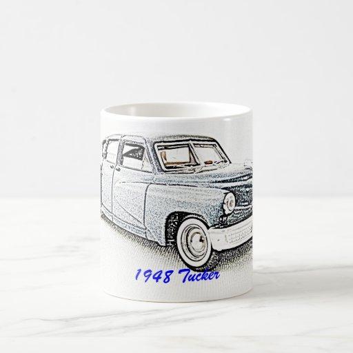 Classic Car 1948 Tucker Mug