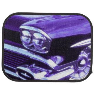Classic car: 1958 Chevrolet Car Mat