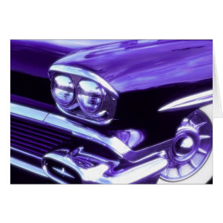 Classic car: 1958 Chevrolet Card