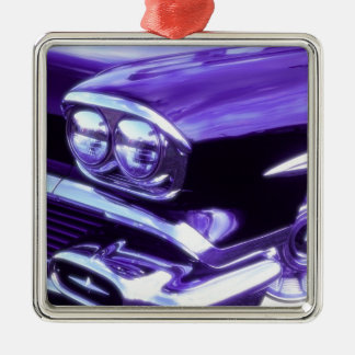 Classic car: 1958 Chevrolet Christmas Ornament