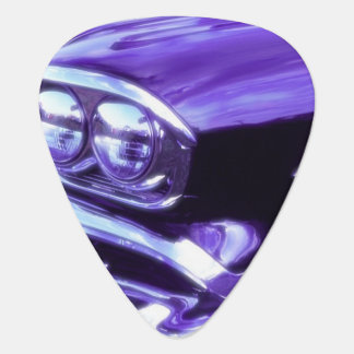 Classic car: 1958 Chevrolet Guitar Pick
