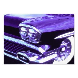 Classic car: 1958 Chevrolet Photo Print