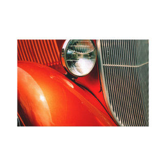 Classic Car 2 Canvas Print