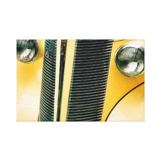 Classic Car 3 Canvas Print