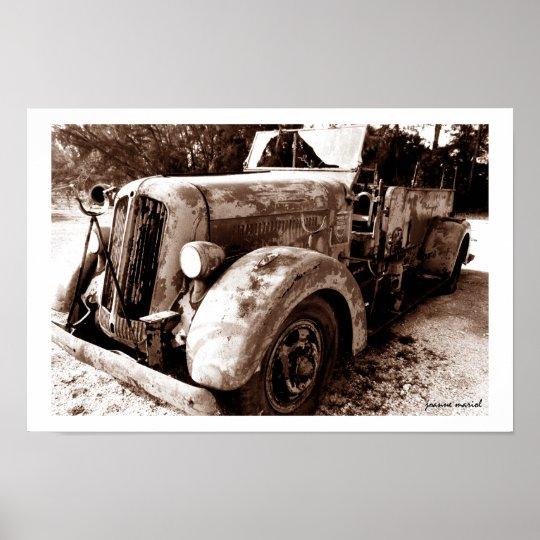 Classic Car 5 Print