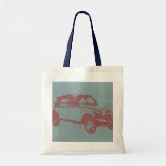 Classic Car Tote Bags